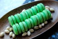 pistachio macaron hong kong